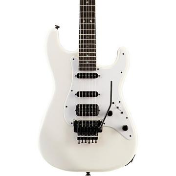 Jackson Adrian Smith San Dimas Dinky Electric Guitar White