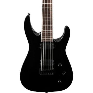 Jackson SLATHX 3-7 7-String Electric Guitar Black