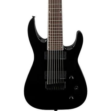 Jackson SLATHX 3-8 8-String Electric Guitar Black