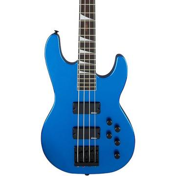 Jackson JS3 JS Series Concert Electric Bass Guitar Metallic Blue