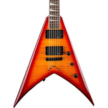 Jackson KVXT Electric Guitar Burnt Cherry Sunburst