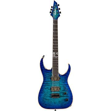 "Jackson USA Signature Model Misha Mansoor Juggernaut ""BULB"" HT6 Electric Guitar Laguna Burst"