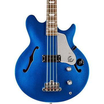 Epiphone Limited Edition Jack Casady Blue Royale Bass Guitar Chicago Pearl