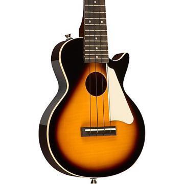 Epiphone guitarra Acoustic-Electric Concert Ukulele Outfit Vintage Sunburst