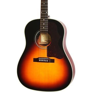 Epiphone Masterbilt AJ-45ME Acoustic-Electric Guitar Vintage Sunburst