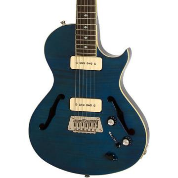 Epiphone Blueshawk Deluxe Semi-Hollowbody Electric Guitar Midnight Sapphire