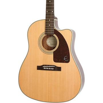 Epiphone AJ-210CE Outfit Acoustic-Electric Guitar Natural