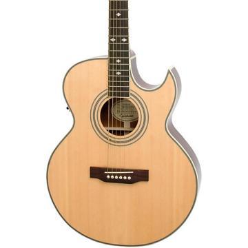 Epiphone PR5-E Acoustic-Electric Guitar Natural