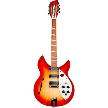 Rickenbacker 1993Plus 12-String Electric Guitar Fireglo