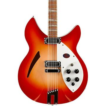 Rickenbacker 360/12C63 C Series 12-String Electric Guitar Fireglo