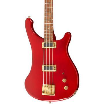 Rickenbacker 4004 Cii Cheyenne Electric Bass Transparent Red