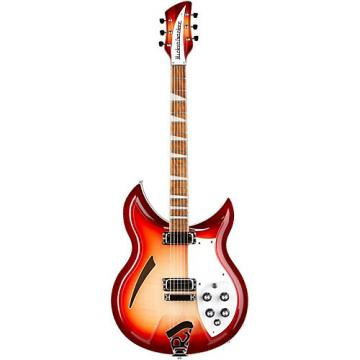 Rickenbacker 381V69 Vintage Series Electric Guitar Fireglo