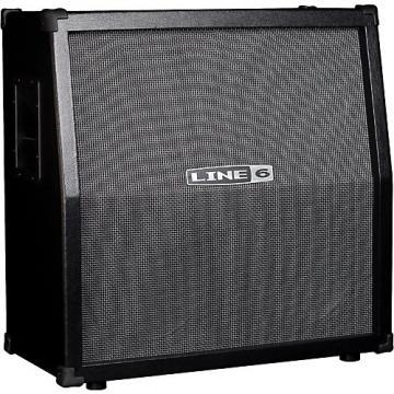 Line 6 Spider V 412 320W 4x12 Guitar Speaker Cabinet Black