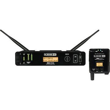Line 6 XD-V75TR Professional Digital Wireless Bodypack System TA4