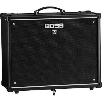 Boss Katana KTN-100 100W 1x12 Guitar Combo Amplifier Black