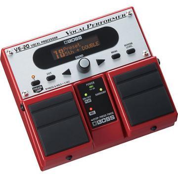 Boss VE-20 Vocal Effects Processor
