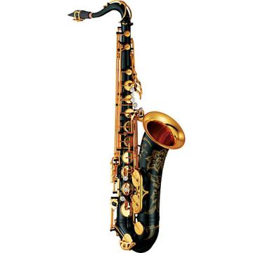 Yamaha YTS-82ZII Custom Z Tenor Saxophone Black Lacquer