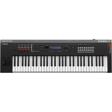 Yamaha MX61 61 Key Music Production Synthesizer Black