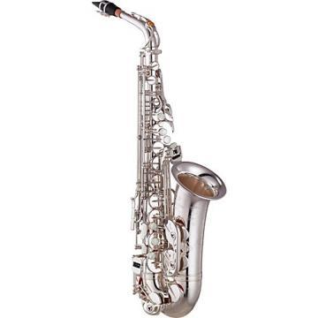Yamaha YAS-875EXII Custom Series Alto Saxophone Silver Plated