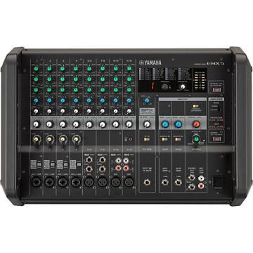 Yamaha EMX5 12-Input Powered Mixer with Dual 630-Watt Amp