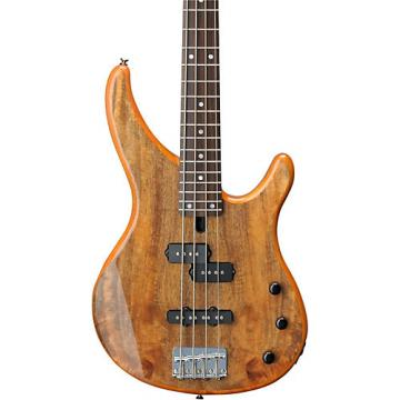 Yamaha TRBX174EW Mango Wood 4-String Electric Bass Guitar Natural