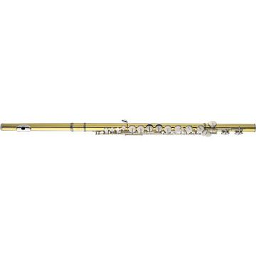 Yamaha YFL-A421 Professional Alto Flute YFL-A421BII with Straight and Curved Headjoints