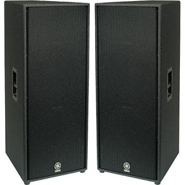 "Yamaha C215V Dual 15"" 2-Way Club Speaker Pair"