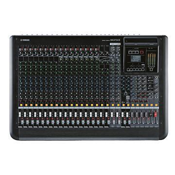 Yamaha MGP24X 24-Input Hybrid Digital/Analog Mixer with USB Rec/Play and Effects