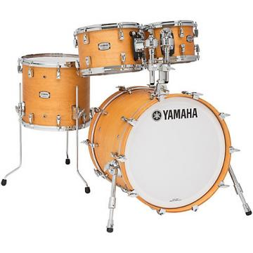 "Yamaha Absolute Hybrid Maple 4-Piece Shell Pack with 20"" Bass Drum Vintage Natural"