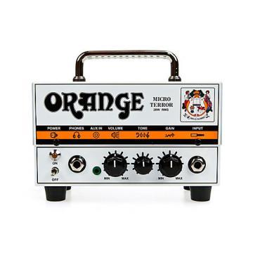 Orange Amplifiers Micro Terror MT20 20W Hybrid Guitar Amp Head