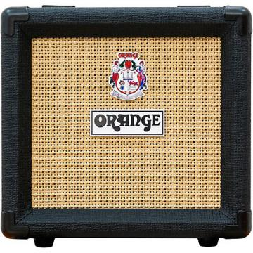 Orange Amplifiers PPC108 Micro Dark 20W 1x8 Guitar Speaker Cabinet Black