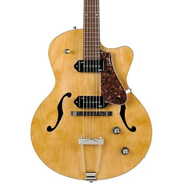 Godin 5th Avenue CW Kingpin II Archtop Electric Guitar Natural