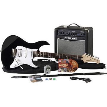 Yamaha GigMaker EG Electric Guitar Pack Black