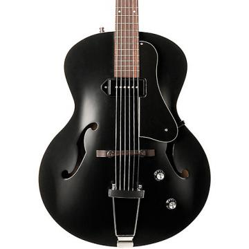 Godin 5th Avenue Kingpin Archtop Hollowbody Electric Guitar With P-90 Pickup Black