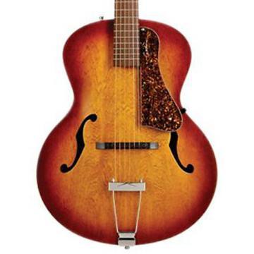 Godin 5th Avenue Archtop Acoustic Guitar Cognac Burst