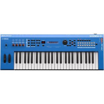 Yamaha MX49 49 Key Music Production Synthesizer Electric Blue