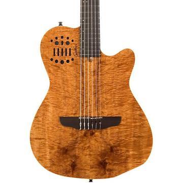 Godin ACS-SA KOA Nylon Acoustic-Electric Guitar Koa