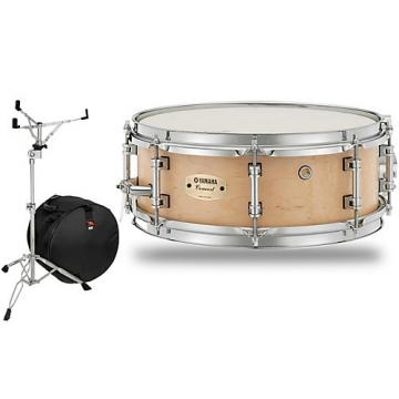 Yamaha Concert Series Maple Snare Drum with Stand and Free Bag 13 x 5 in.