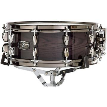 Yamaha Live Custom Snare Drum 14 x 5.5 in. Black Shadow Sunburst
