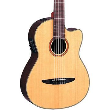 Yamaha NCX900 Acoustic-Electric Classical Guitar Natural