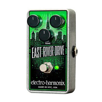 Electro-Harmonix East River Drive Overdrive Guitar Effects Pedal