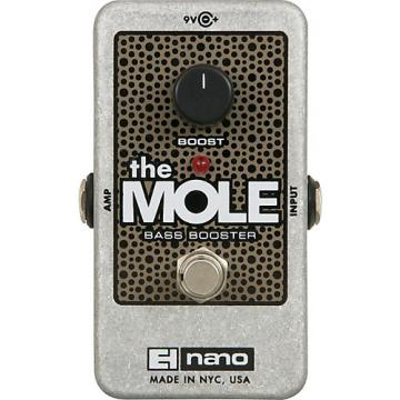 Electro-Harmonix The Mole Bass Booster Effects Pedal