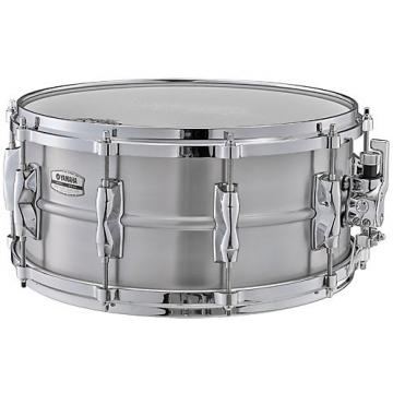 Yamaha Recording Custom Aluminum Snare Drum 14 x 6.5 in.