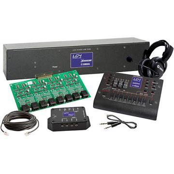 Yamaha Basic 8-Student LC4 Lab Complete Hardware
