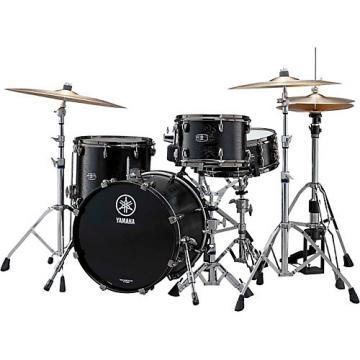 "Yamaha Live Custom 3-Piece Shell Pack with 18"" Bass Drum Black Wood"