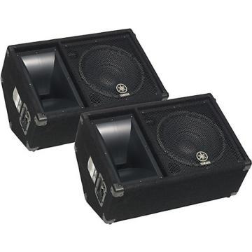 """Yamaha SM12V 2-Way 12"""" Club Series Monitor Pair"""