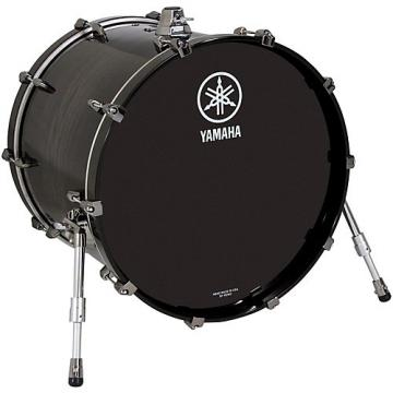 Yamaha Live Custom Bass Drum 22 x 14 in. Black Shadow Sunburst
