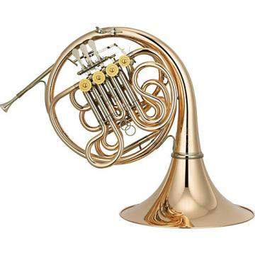 Yamaha YHR-871GD Custom Series Double Horn, Detachable Gold Brass Bell