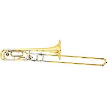 Yamaha YSL-882 Xeno Series F Attachment Trombone Yellow Brass Bell