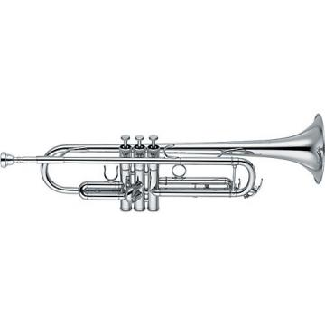 Yamaha YTR-6345G Series Bb Trumpet Silver